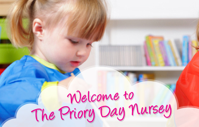 welcome to The Priory Day Nursery